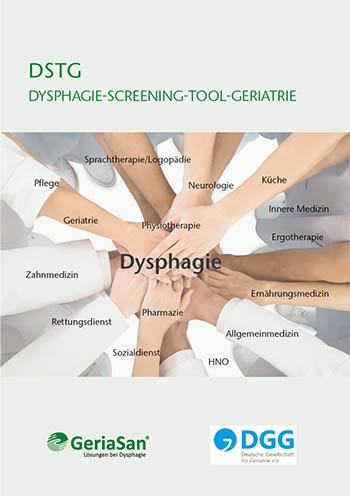 Dysphagie Screening Tool Geriatrie - Abreißblock